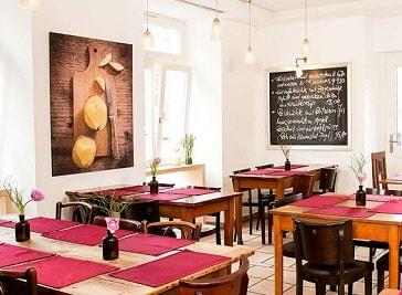 Das Kartoffelhaus in Freiburg Im Breisgau