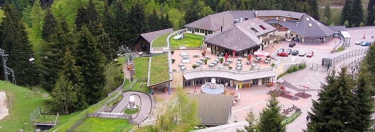 Steinwasen Park in Freiburg Im Breisgau